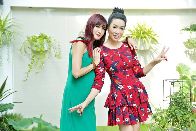 Lý do Trịnh Kim Chi, Hiền Mai thăm nhà vườn triệu đô của Quyền Linh - Ảnh 4.