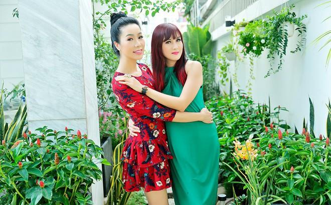 Trịnh Kim Chi, Hiền Mai thăm nhà vườn triệu đô của Quyền Linh