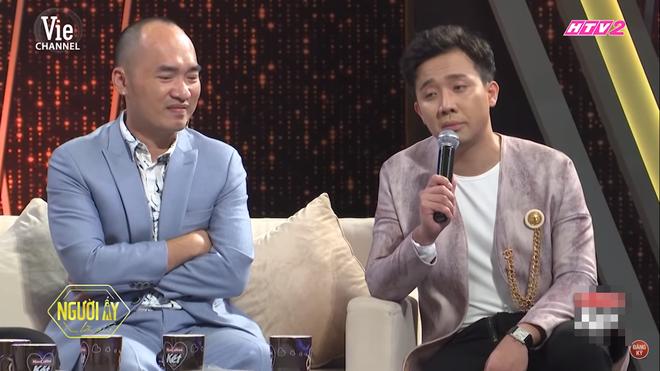 """Trấn Thành giận dỗi, """"suýt khóc"""" khi bị Hương Giang đòi thay MC - Ảnh 3."""