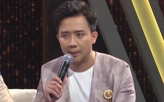 """Trấn Thành """"suýt khóc"""" khi bị Hương Giang đòi thay MC"""