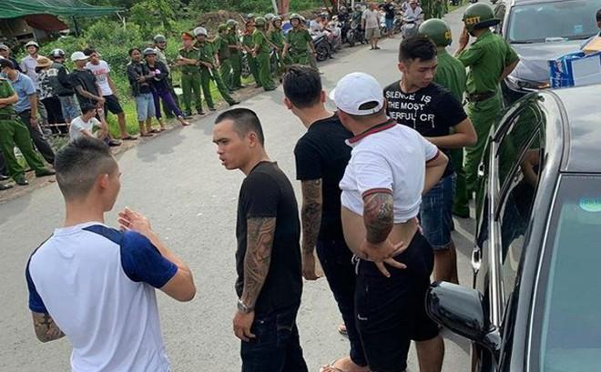 """Bắt Giang """"36"""" - đại ca giang hồ huy động đàn em bao vây xe chở công an ở Đồng Nai"""