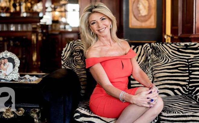 Tự nhận mình 'giống Công nương Diana', vợ tỷ phú này mất 4 năm để đòi tiền ly hôn từ chồng ngoại tình và kết quả là con số không tưởng