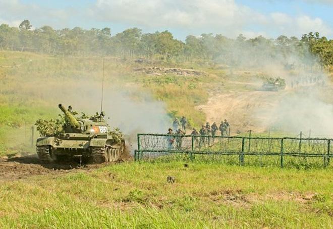 Chiến trường K: Quân tình nguyện Việt Nam chốt Ga Sophi giáp Thái Lan có bài học nhớ đời - Ảnh 4.