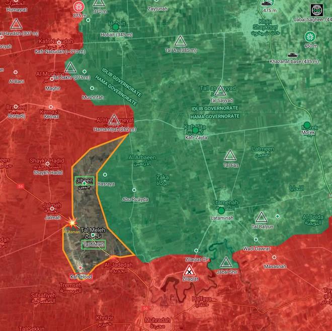 Kho đạn lớn của QĐ Syria nổ tung, thiệt hại nặng nề - Quân Thổ bị tấn công, khẩn cấp nhờ Nga ứng cứu - Ảnh 2.
