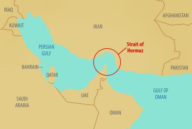 Hormuz, eo biển nắm giữ huyết mạch dòng chảy dầu mỏ thế giới - Ảnh 1.