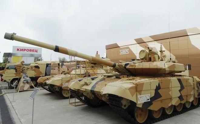"""""""Ngôi sao"""" T-90MS xếp hạng thấp hơn T-80U """"Oplot"""" Ukraine và Type 99A2 TQ: Mua là sai lầm?"""