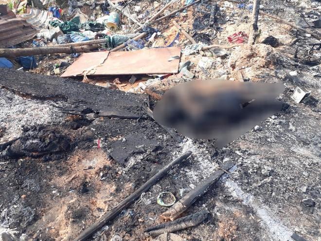 Hiện trường vụ nổ khu vực thi công sân golf tại Cam Ranh - Ảnh 2.