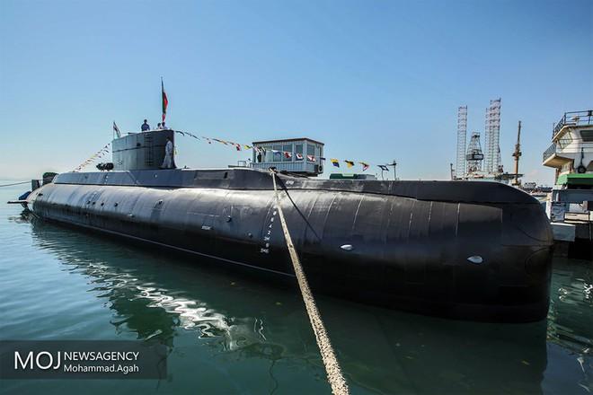 Kịch bản chiến tranh: Iran phục kích, đánh úp tàu chiến Mỹ - Cuộc trả đũa đẫm máu bắt đầu - Ảnh 1.