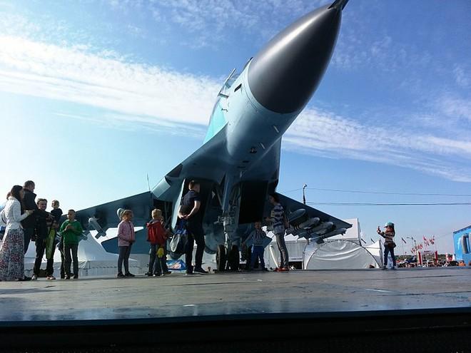 Không quân Nga nhận MiG-35: Đã thấy ánh sáng cuối đường hầm - Doanh số sẽ tăng vùn vụt? - Ảnh 4.