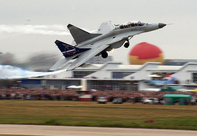 Không quân Nga nhận MiG-35: Đã thấy ánh sáng cuối đường hầm - Doanh số sẽ tăng vùn vụt? - Ảnh 2.