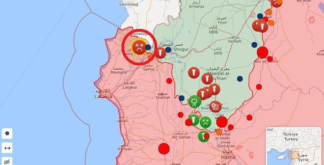 KQ Quân Nga hoàn toàn biến mất khỏi Tây Bắc Syria - Israel cay cú, lồng lộn gây nhiễu - Ảnh 1.