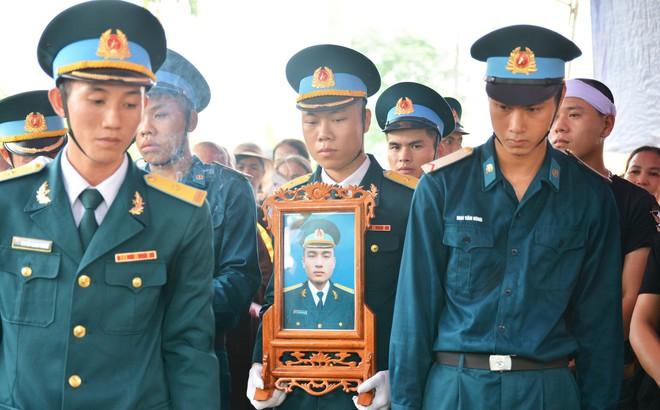 Giấc mơ dang dở của thiếu uý phi công hi sinh trong vụ rơi máy bay ở Khánh Hoà