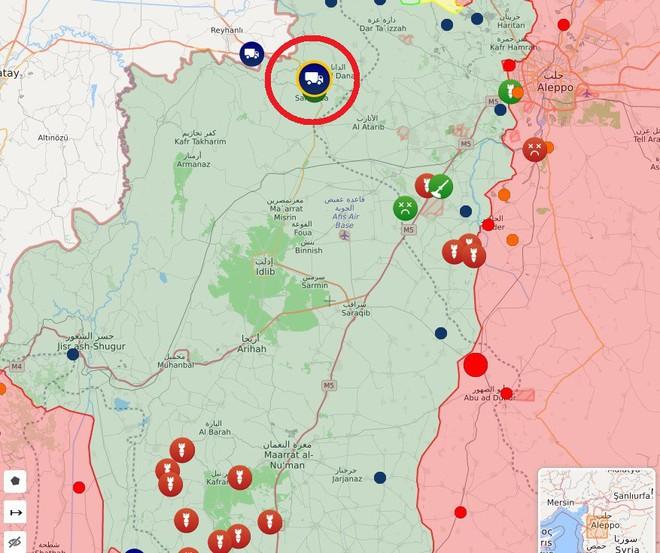 KQ Quân Nga hoàn toàn biến mất khỏi Tây Bắc Syria - Israel cay cú, lồng lộn gây nhiễu - Ảnh 4.