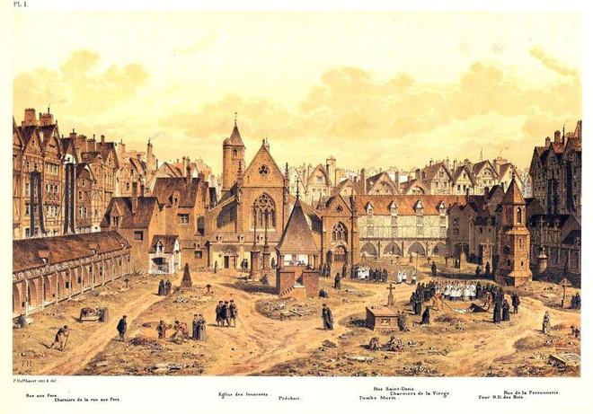 Bí ẩn rợn tóc gáy dưới lòng Paris hoa lệ: Một căn hầm chứa tới hơn 6 triệu bộ xương người - Ảnh 1.