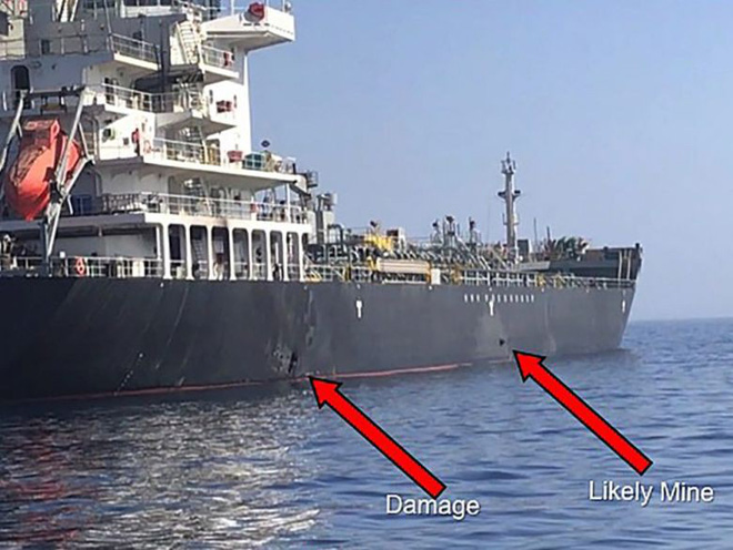 Tấn công tàu dầu: Mỹ bị đồng minh chơi đểu ở eo biển Hormuz hay sự cay cú của chú SAM? - Ảnh 4.