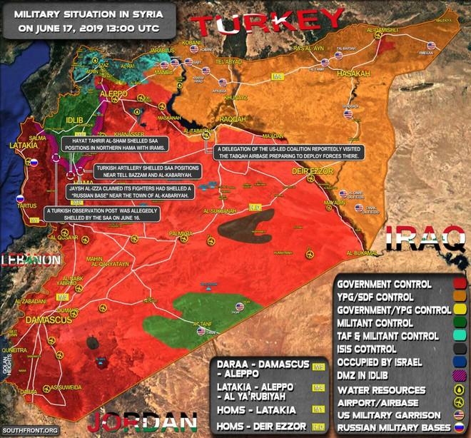 KQ Quân Nga hoàn toàn biến mất khỏi Tây Bắc Syria - Israel cay cú, lồng lộn gây nhiễu - Ảnh 5.