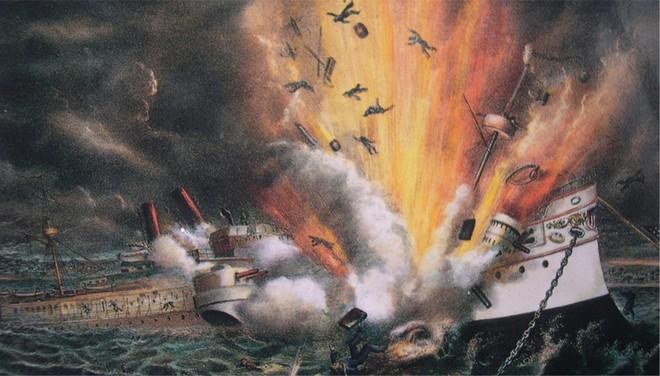 Tấn công ở vịnh Oman và những lần tạo cớ gây chiến tồi tệ nhất lịch sử nhân loại  - Ảnh 1.