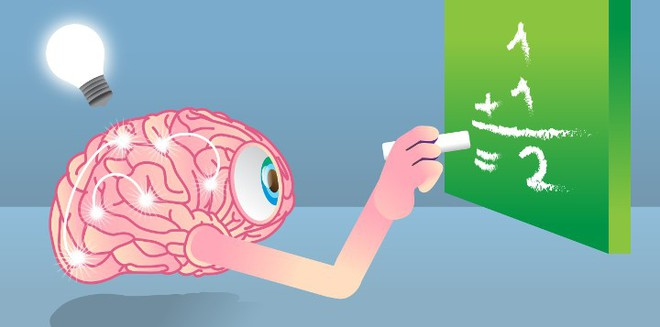 Tất cả chúng ta đều được sinh ra với bộ não của nhà toán học, dù bạn có nhận ra hay không - Ảnh 5.