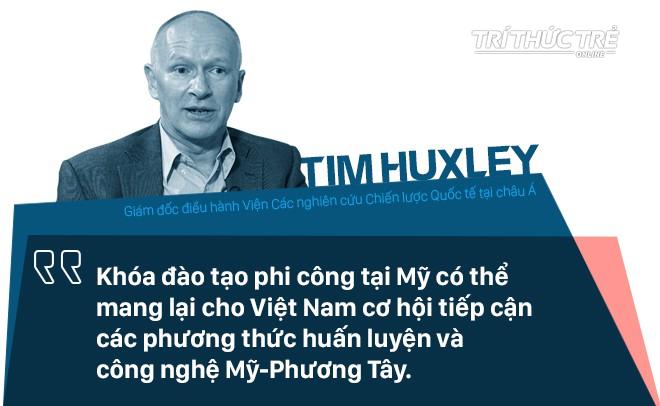 Chuyên gia quốc tế: Việt Nam có nhiều cơ hội mua vũ khí bảo vệ biển đảo sau khóa đào tạo phi công tại Mỹ - Ảnh 2.
