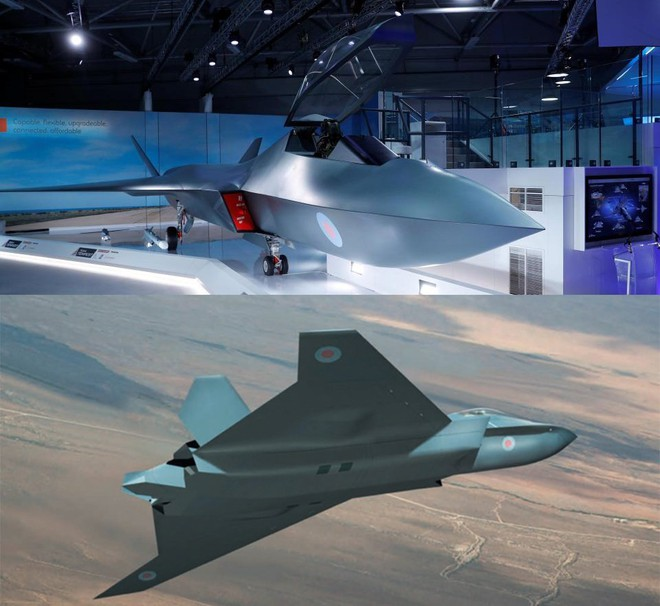 Máy bay tàng hình FCAS của Châu Âu: Chết từ trong trứng nếu so với F-35 Mỹ hay J-20 TQ? - Ảnh 1.