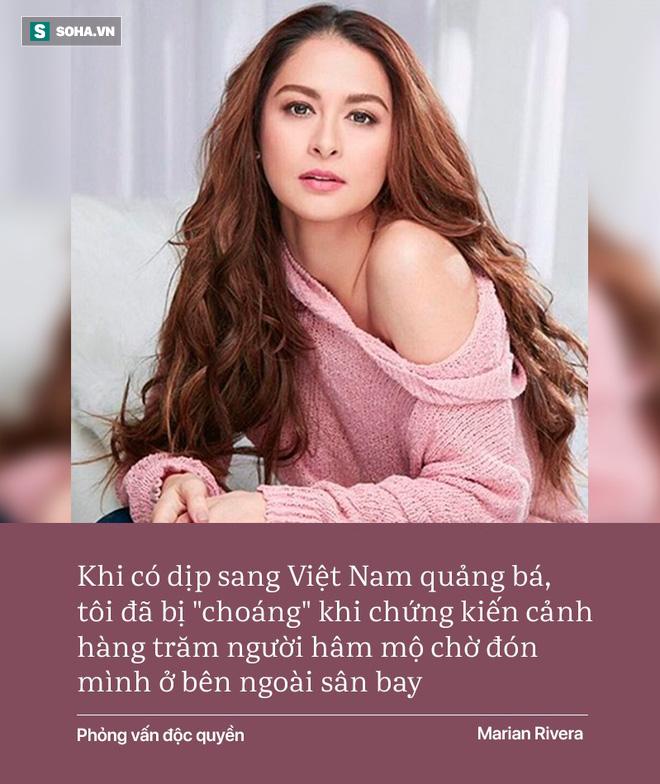 Nữ thần sắc đẹp Philippines trả lời độc quyền báo VN: Tôi choáng trước người hâm mộ Việt Nam - Ảnh 3.