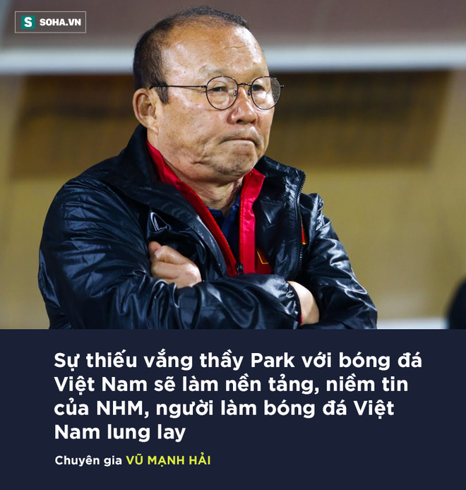 Nếu sang Thái, HLV Park Hang-seo sẽ có những giải pháp đánh bại Việt Nam ngay lập tức - Ảnh 2.