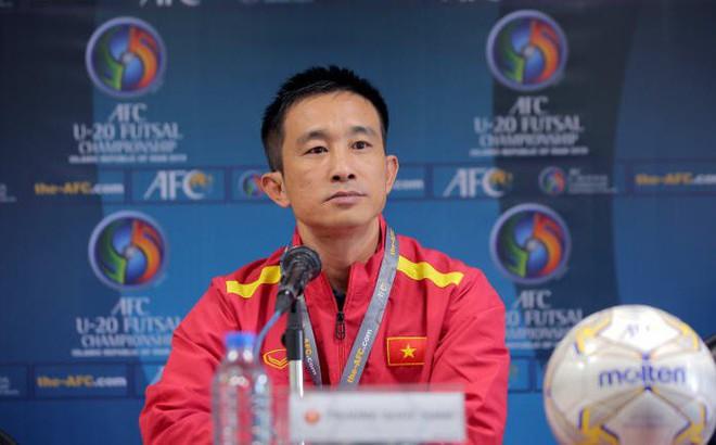 Tứ kết U20 Futsal châu Á: HLV Việt Nam và Indonesia đều tuyên bố cứng