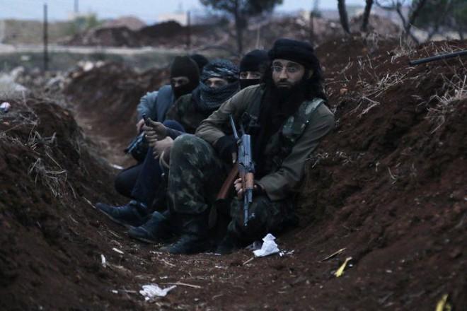 Phiến quân vừa đồng loạt tấn công tổng lực - Ngày căng thẳng của QĐ Syria - Ảnh 11.