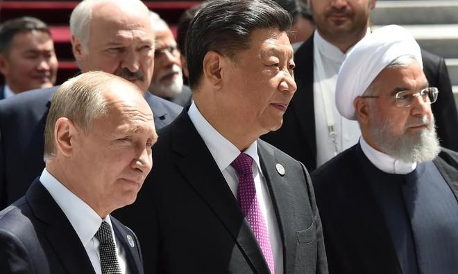 Nụ cười Tổng thống Rouhani và nước cờ cao tay tại SCO: Iran đột phá ngoạn mục vòng vây Mỹ? - Ảnh 2.