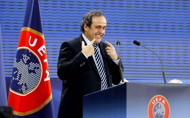 Con đường vinh quang của Platini: Tái đắc cử bằng chiêu mafia với bóng đá Đông Âu