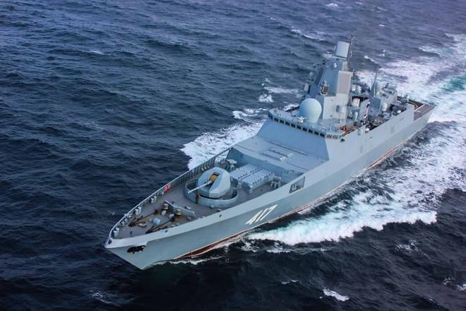 Tàu chiến Nga chất đầy tên lửa áp sát Venezuela: Gấu Nga đang vuốt râu hùm chú Sam? - Ảnh 1.