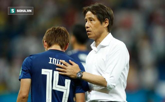 Người giúp Nhật Bản gây địa chấn ở World Cup có thể dẫn dắt Thái Lan đối đầu thầy Park
