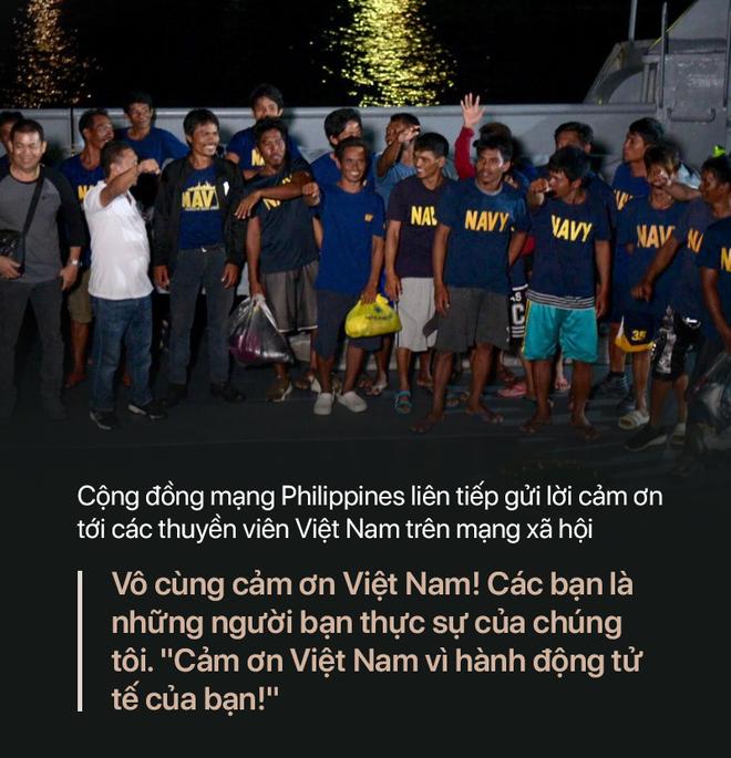 Ngoại trưởng Philippines: Chúng tôi mãi mãi mắc nợ Việt Nam vì những nghĩa cử nhân đạo và tốt bụng - Ảnh 2.