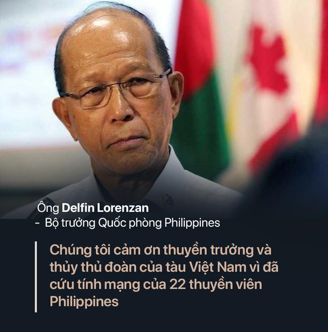 Ngoại trưởng Philippines: Chúng tôi mãi mãi mắc nợ Việt Nam vì những nghĩa cử nhân đạo và tốt bụng - Ảnh 4.