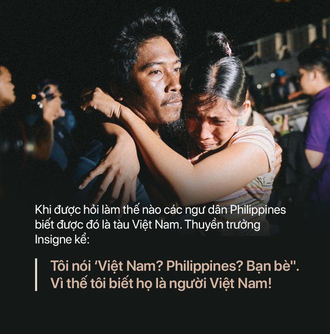 Ngoại trưởng Philippines: Chúng tôi mãi mãi mắc nợ Việt Nam vì những nghĩa cử nhân đạo và tốt bụng - Ảnh 1.