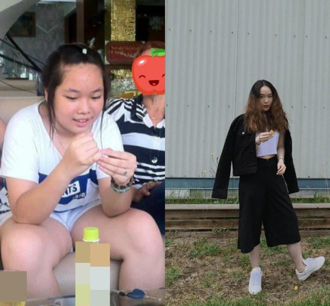 Vì một câu nói của cô giáo, nữ sinh quyết giảm cân và màn lột xác ngoạn mục  - Ảnh 2.