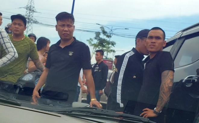 Bắt giám đốc doanh nghiệp gọi giang hồ tới vây xe chở công an ở Đồng Nai