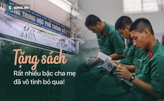 Hành trình của Trung Nguyên và tiết lộ đầy bất ngờ của cả giáo viên, cán bộ lẫn chiến sĩ trên đảo Cô Tô