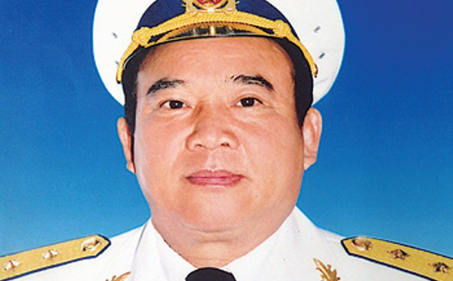 Ban Bí thư kỷ luật cảnh cáo Phó Đô đốc Nguyễn Văn Tình