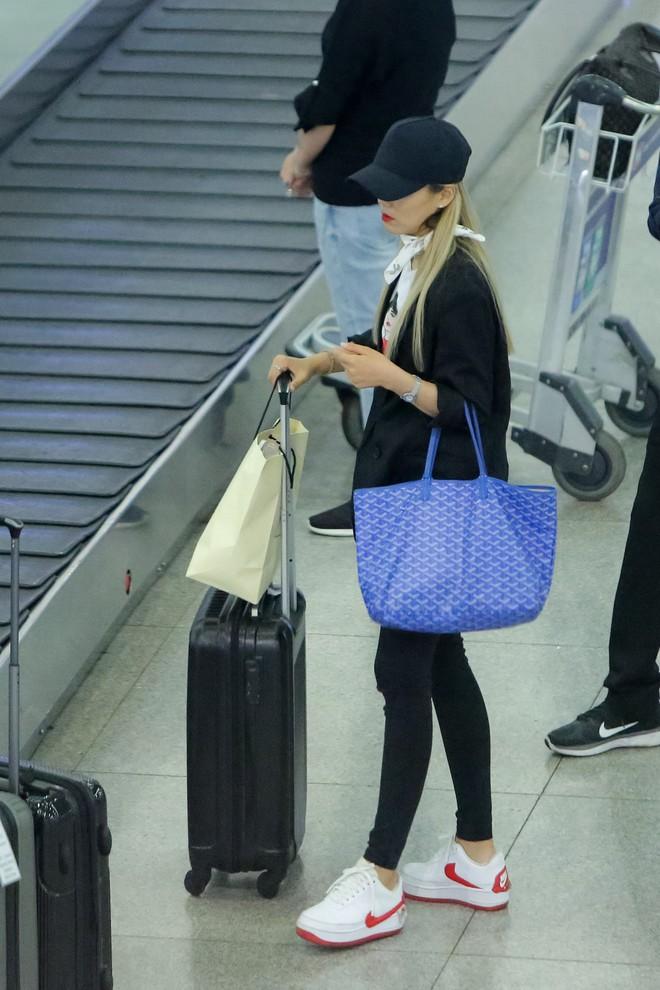 Hari Won ra tận sân bay đón báu vật Hàn Quốc Kim SoHyang - Ảnh 4.