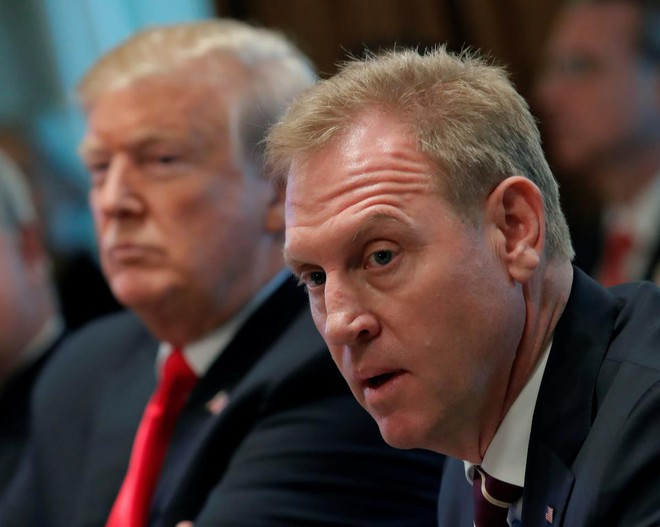 Quyền Bộ trưởng Quốc phòng đột ngột từ chức, Mỹ đối mặt với tình trạng chưa từng có - Ảnh 1.