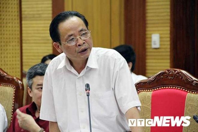 Gian lận thi cử ở Hà Giang: Kỷ luật Phó Chủ tịch tỉnh và nguyên giám đốc Sở GD&ĐT - Ảnh 1.