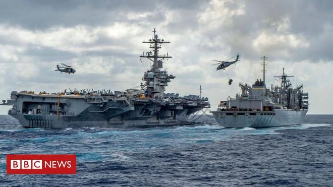 Siêu tàu dầu bị tấn công ở Hormuz: Iran liệu có dại dột chọc giận cả thế giới? - Ảnh 4.