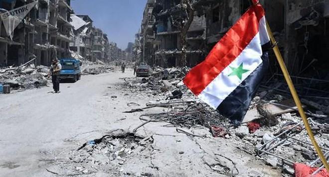 CẬP NHẬT: Sập bẫy Quân đội Syria, phiến quân chết như ngả rạ - Thiệt hại sốc - Ảnh 7.