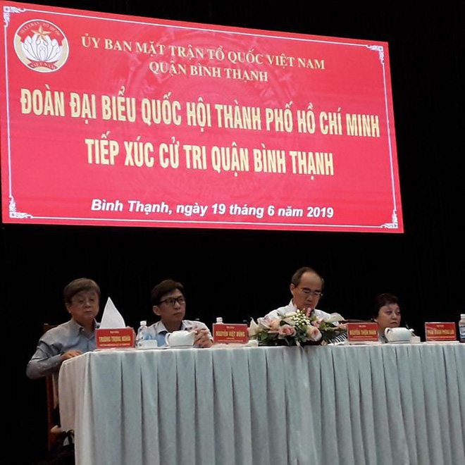 Cử tri TPHCM tranh cãi quyết liệt về ông Đoàn Ngọc Hải - Ảnh 1.