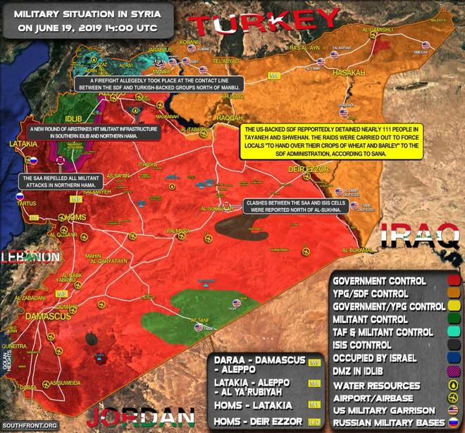 CẬP NHẬT: Sập bẫy Quân đội Syria, phiến quân chết như ngả rạ - Thiệt hại sốc - Ảnh 6.