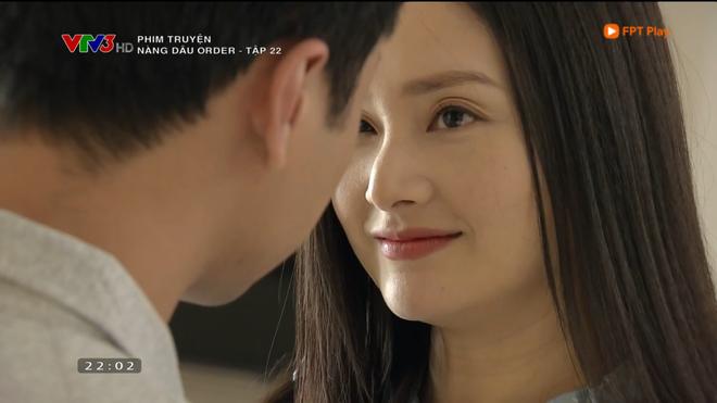 Nàng dâu order: Khán giả đỏ mặt với hàng loạt cảnh hôn môi liên tục của vợ chồng Lan Phương chỉ trong 1 tập phim - Ảnh 11.