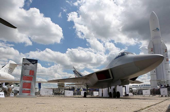 Hàng trăm máy bay hiện đại lộ diện tại Triển lãm hàng không Paris 2019 - Ảnh 4.
