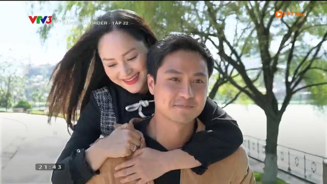 Nàng dâu order: Khán giả đỏ mặt với hàng loạt cảnh hôn môi liên tục của vợ chồng Lan Phương chỉ trong 1 tập phim - Ảnh 6.