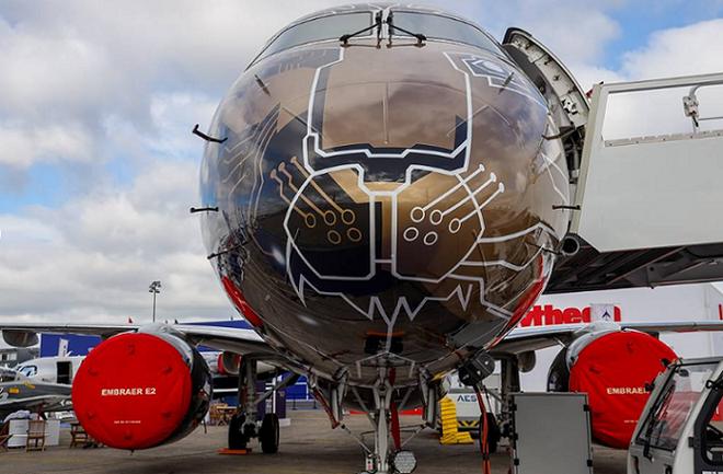 Hàng trăm máy bay hiện đại lộ diện tại Triển lãm hàng không Paris 2019 - Ảnh 6.